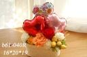 b61-040R*母の日バルーン*レッド