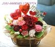 j101-060RMD*母の日♪レッド