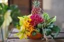 Malamalama flower bowl