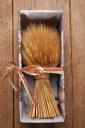麦のドライフラワー