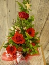 クリスマスツリーアレンジメント