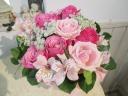 華やか輝きピンク