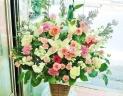 母の日ギフト☆『ピンク・ワルツ』ローズ・アレンジ