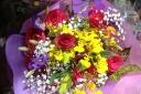 【されや】 ラグジュアリーな花束