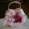 Lovery Hand Bag Pink