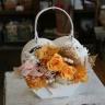 Lovery Hand Bag Orange