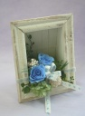 ood Frame compote-Blue