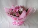 ロマンティックブーケ ピンク