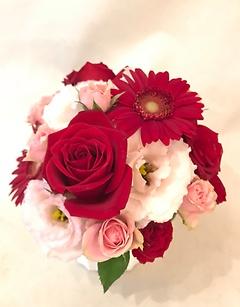 愛情をお花に込めて…★レッド