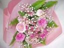 可愛いピンクの花束
