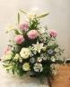 まごころ色のお供え花