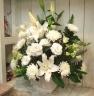 ・・・鎮魂のセレモニー供花