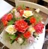 Rose beau cadeau d'annive