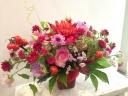 祝宴の花籠