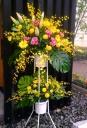 クールジョーヌのスタンド花