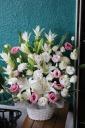 hana2☆パステル供花