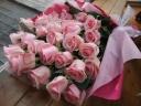 花束「romantic rose」