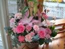 アレンジ「pink lily」