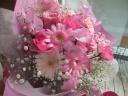 花束「baby pink」