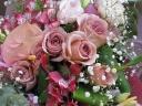 ふんわり大人の花束