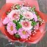 【花らんどお任せ】ピンクのブーケ
