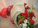 母の日カーネーション花束