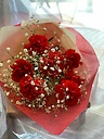 【母の日】カーネーションの花束
