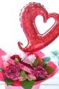 ♪2/14 フラワーバレンタイン アレンジ♪