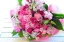 ☆ピンクのバラのブーケ☆