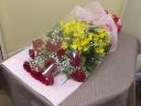 バラの花束MIX