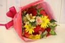 元気がでる感謝の花束