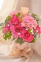 大好きなママへ!ピンクな花束風アレンジメント
