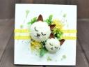 ピンポンマムのネコ・ほのぼの【クリアケース付き】