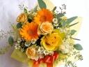 ○●東花園●○ ビタミンカラーのアレンジ