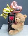クマさんからのプレゼント♪~ローズピンク~