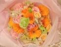 《キラキラ☆まぶしい陽射し色のブーケ》