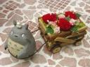 ★限定★ 《《トトロと赤い花車》