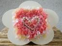 ウッドフレーム・お花~Heart