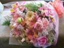 ピンク大好き!pink花束