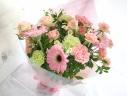 やわらか~い雰囲気の♪優しい花束