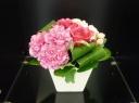 母の日【バラ&カーネーションAr.】Pink-S