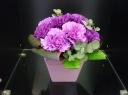 母の日【ムーンダスト★アレンジ】Purple-S
