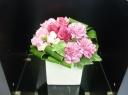 母の日【バラ&カーネーション】Pink-L