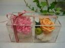 Twin Flowers♪「パステル色の宝石箱」