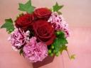 【母の日】~「Thanks Mother!」RED