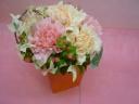 【母の日】~Dear Mammy♪~ピンクオレンジ