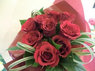 永遠の愛?9 red roses