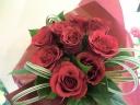 �i���̈��`9 red roses