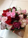 ピンク・ナチューレ♪「Flower Kiss」