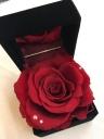 10月の誕生石~赤薔薇のジュエリーBOX